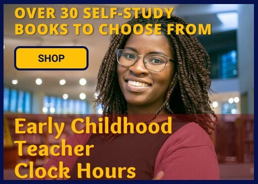 Teacher Clock Hour Books